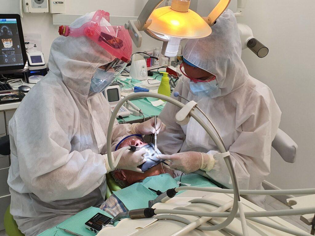 Intervención Clínica Dentalnova
